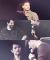 ღ Cockles ღ - jensen-ackles-and-misha-collins fan art