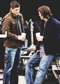 Jensen and Jered  - jensen-ackles photo
