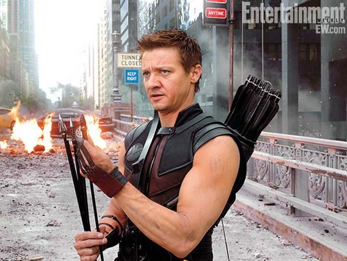 Jeremy Renner wallpaper called Avenger clint barton