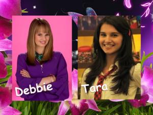 Debbie and Tara