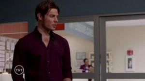 John Ross and Pamela// 2x10 Guilt and Innocence badges