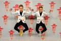 jedward ninja's - john-and-edward-jedward photo