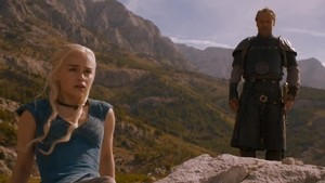Dany and Jorah - Season 4
