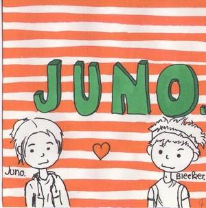 Juno ❤️ Bleeker