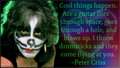 Peter Criss - kiss wallpaper