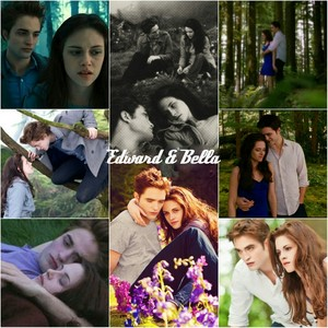 1st Edward and Bella pic for Ari