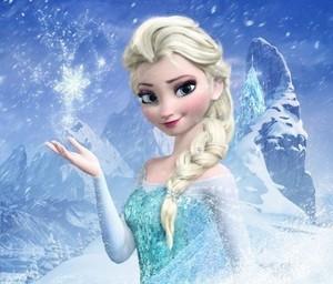 Frozen: 퀸 Elsa