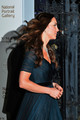 Kate Middleton attends the Portrait Gala at the National Portrait Gallery in London.  - prince-william photo