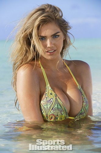 Kate Upton fond d'écran with a bikini called Kate Upton