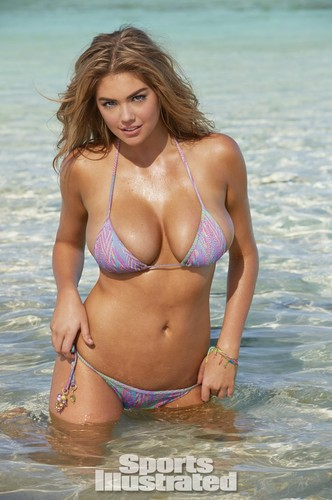 Kate Upton پیپر وال with a bikini entitled Kate Upton