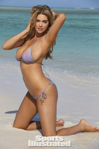 Kate Upton پیپر وال containing a bikini entitled Kate Upton
