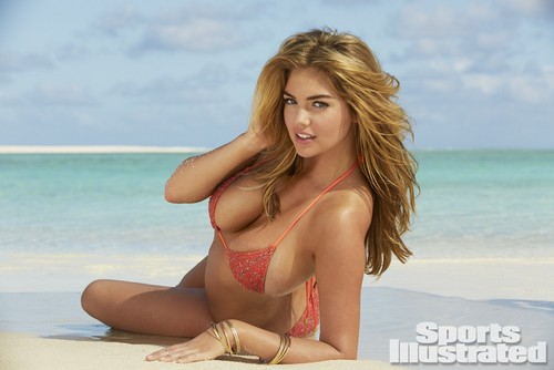 Kate Upton wallpaper containing a bikini titled Kate Upton