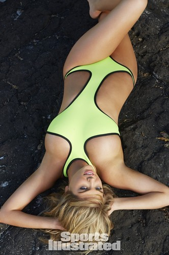 Kate Upton wolpeyper possibly containing a leotard and tights called Kate Upton
