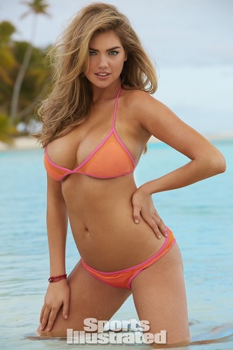 Kate Upton Hintergrund with a bikini entitled Kate Upton