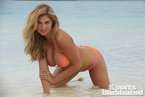 Kate Upton hình nền probably with a bikini called Kate Upton