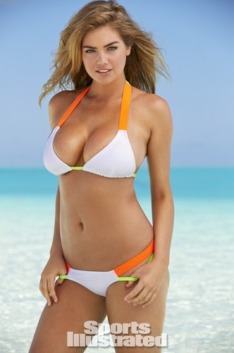 Kate Upton wallpaper with a bikini titled Kate Upton