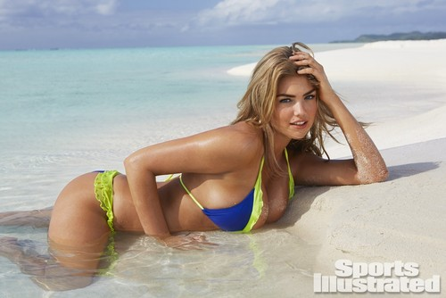 Kate Upton hình nền containing a bikini titled Kate Upton