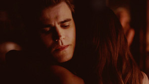 Stefan and Katherine {5x13}