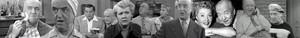 फ्रेड Mertz Banner Black and White