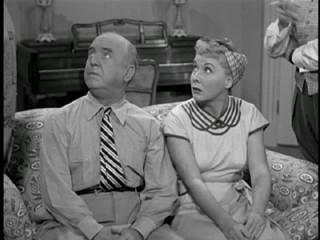 फ्रेड and Ethel Mertz