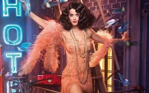 Katy Perry retro chic
