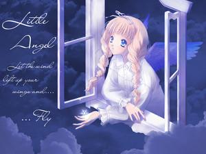অ্যাঞ্জেল girl-----------------------♥