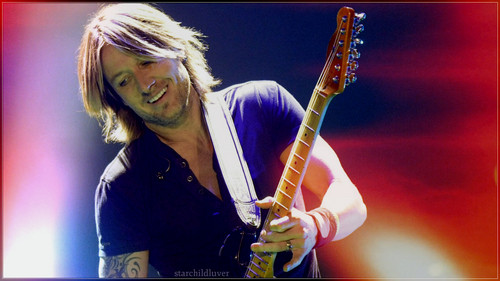 how to play female by keith urban on guitar