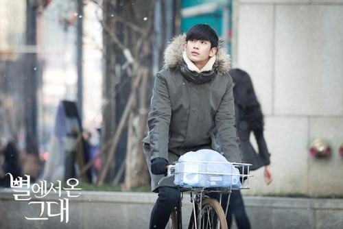 Kim SooHyun wallpaper containing a street titled Do Min Joon/Kim Soo Hyun