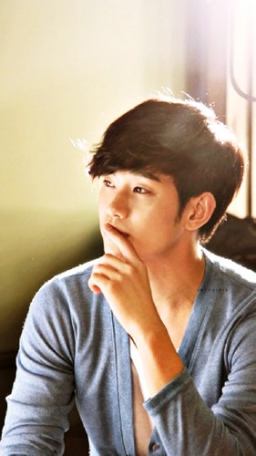 Kim SooHyun wallpaper probably containing a portrait called Kim Soo Hyun