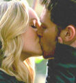 """But then it felt really good to kiss him."" - klaus-and-caroline photo"