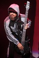 Fieldy's playing bass