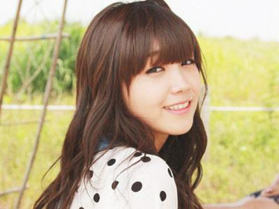 Korea Girls Group A Pink wallpaper probably with a portrait entitled ♥ Jung Eunji ♥