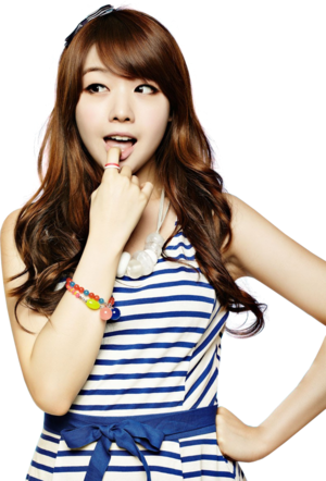 Minah [Girl's Day]
