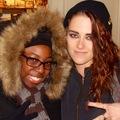 Kristen With Fans In Paris - kristen-stewart photo