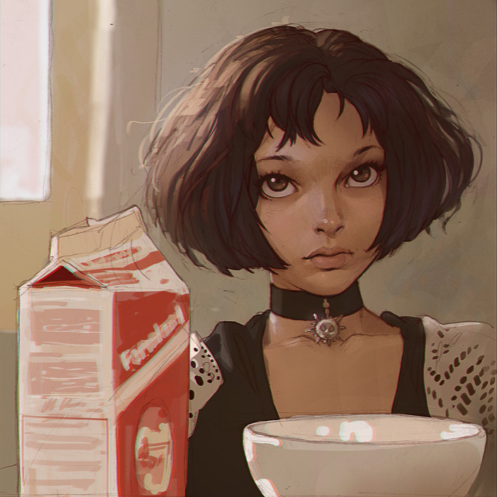 Mathilda (Leon / The Professional)