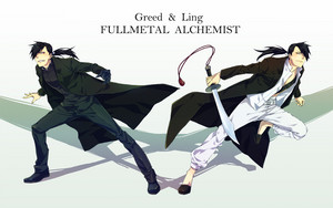 Ling / Greed