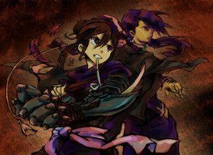 Greed / Ling and LanFan