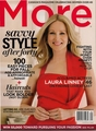 Laura Linney// More Magazine