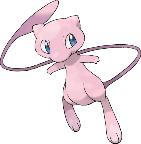 Pokémon leggendari wallpaper titled MEW legendary