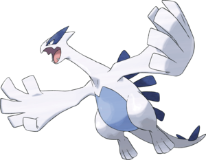 LUGIA legendary