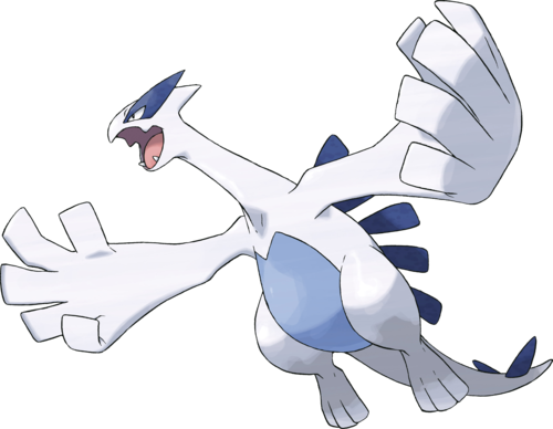 pokémon legendarios wallpaper titled LUGIA legendary