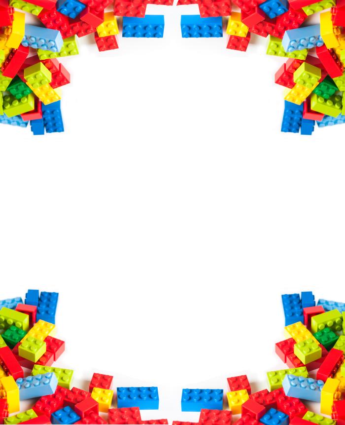 Lego Frame Images photos et images vectorielles de stock
