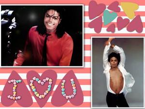I upendo wewe Michael!!