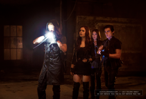 The Mortal Instruments:City of bones (2013)