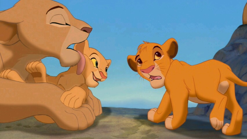 lion king nala tries to explain