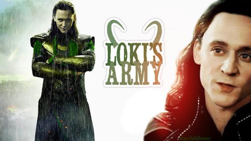 Loki (Thor 2011) fond d'écran entitled Loki Laufeyson