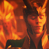 Loki Laufeyson Looking Down