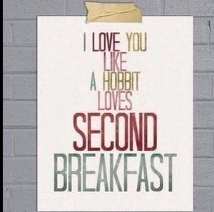 Hobbits 爱情