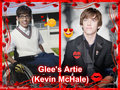 Love Kevin McHale - artie-abrams fan art