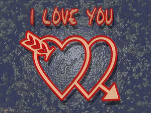 I Любовь you...........